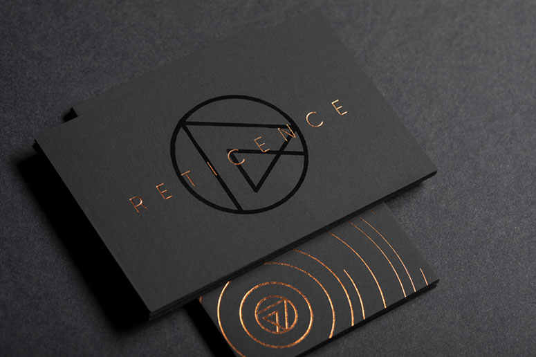 Reticence Stationery