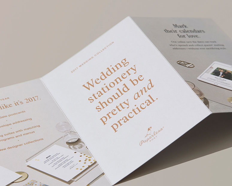 Paperless Post Wedding 2017 Promotion