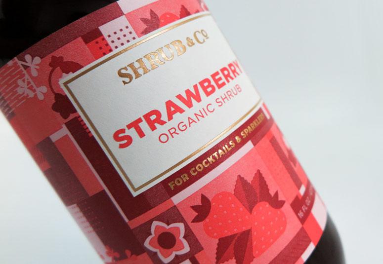 Shrub & Co Packaging
