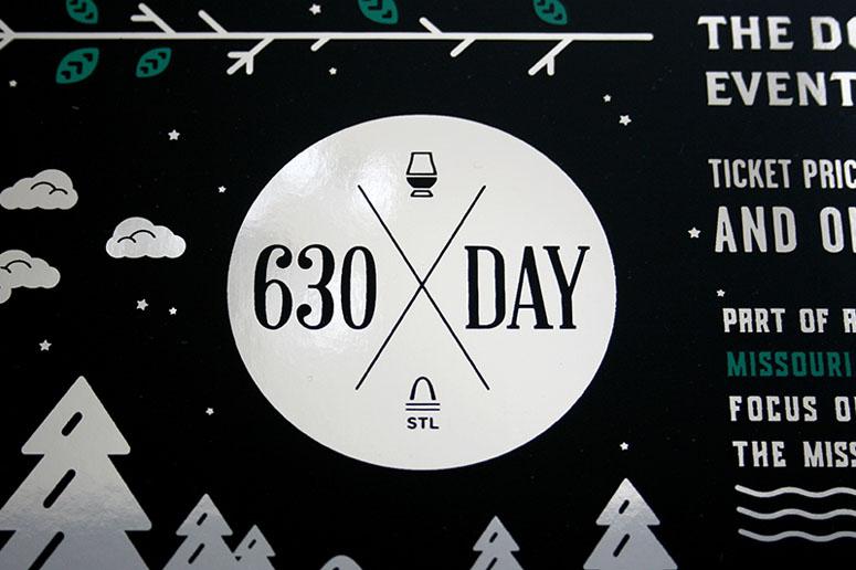Still 630 Annual Festival Poster