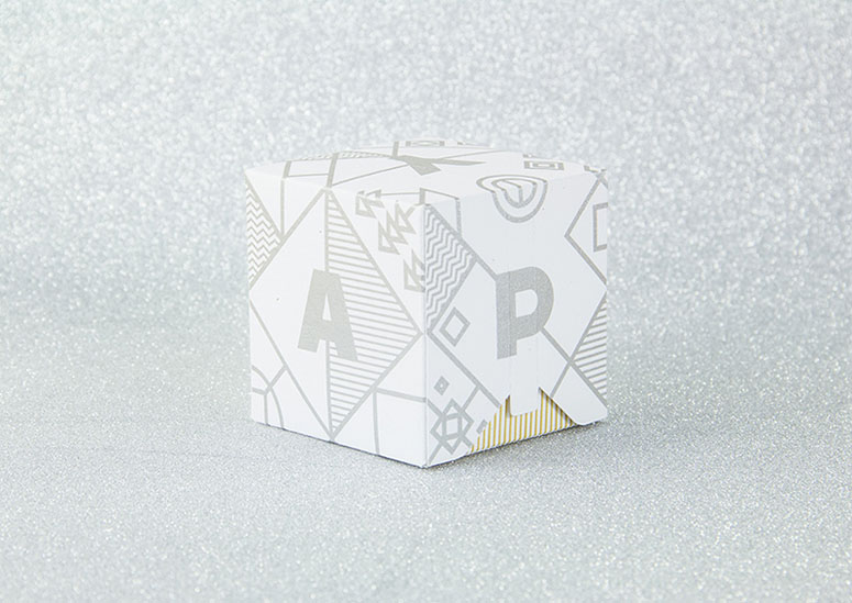 Love of Type Holiday Promo Package