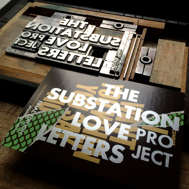 The Substation Love Letters Project