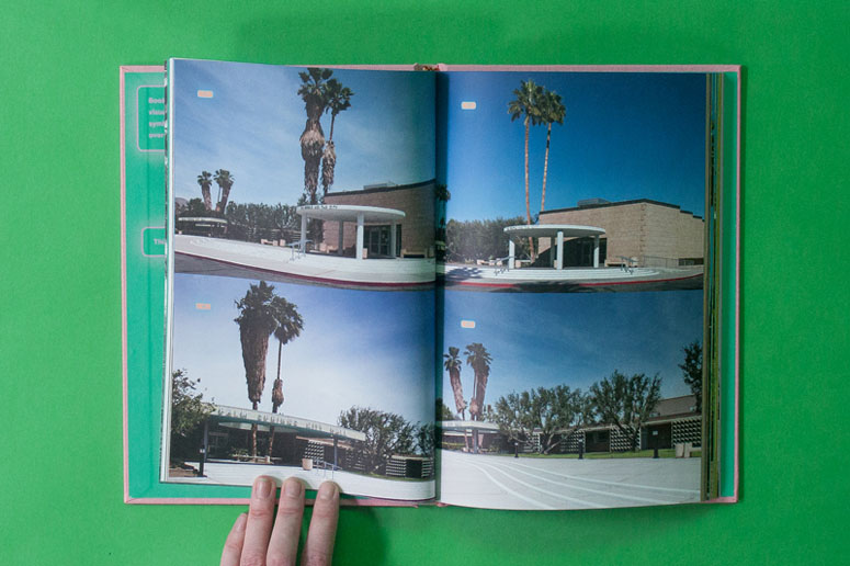 Book of Palms, Volume 01: California