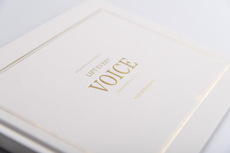 Texas State University VocaLibre CD Packaging