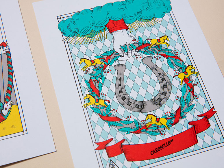 CaroselloLab Christmas Gift