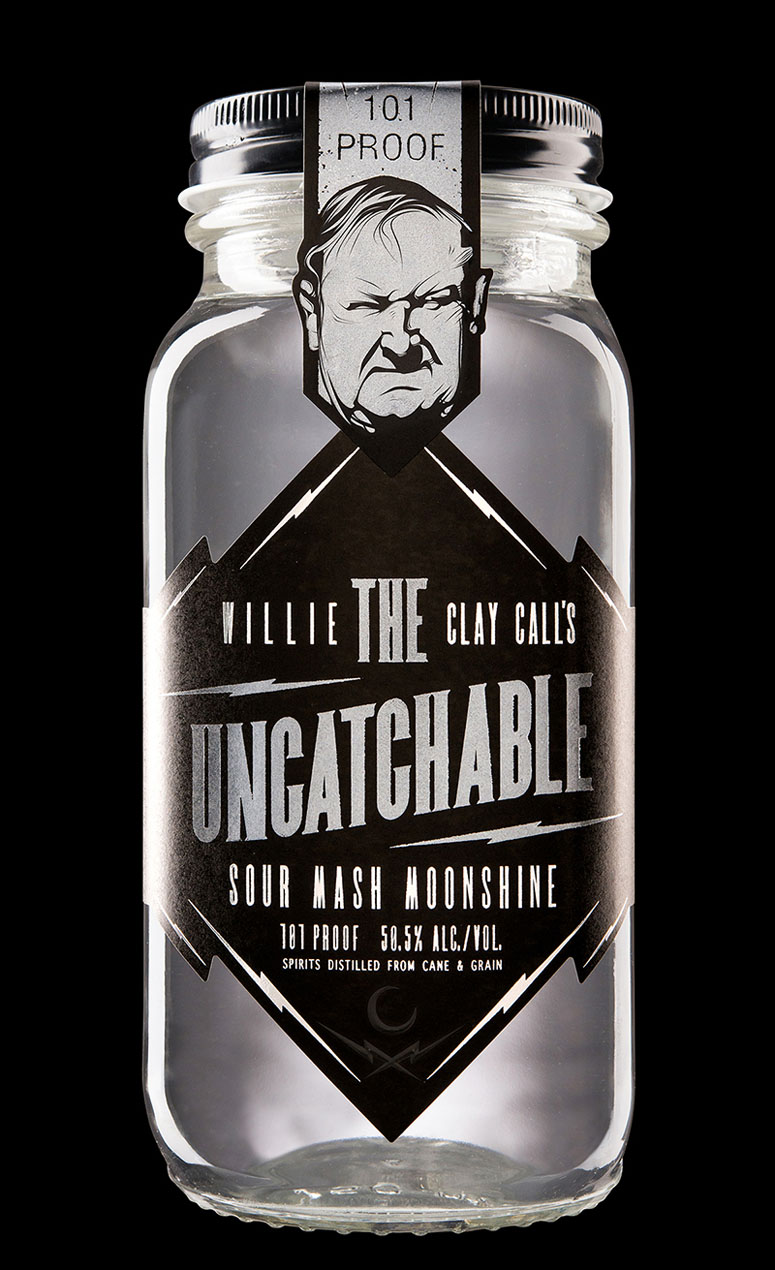 Call Family Distillers Packaging