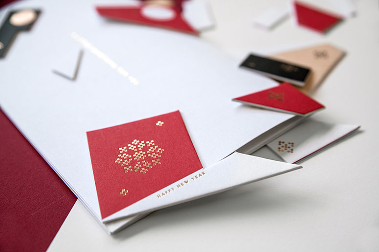 BLCH Ltd. Greeting Card