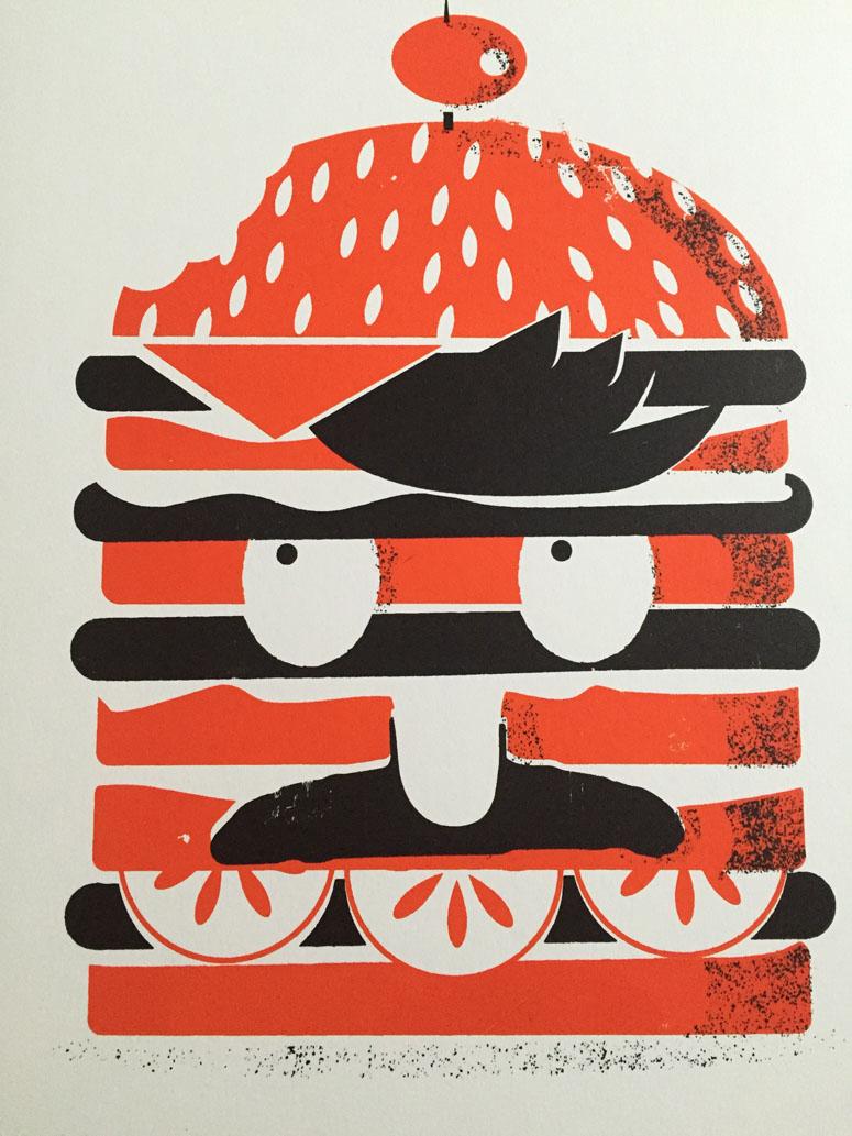 Bob's Burgers Print