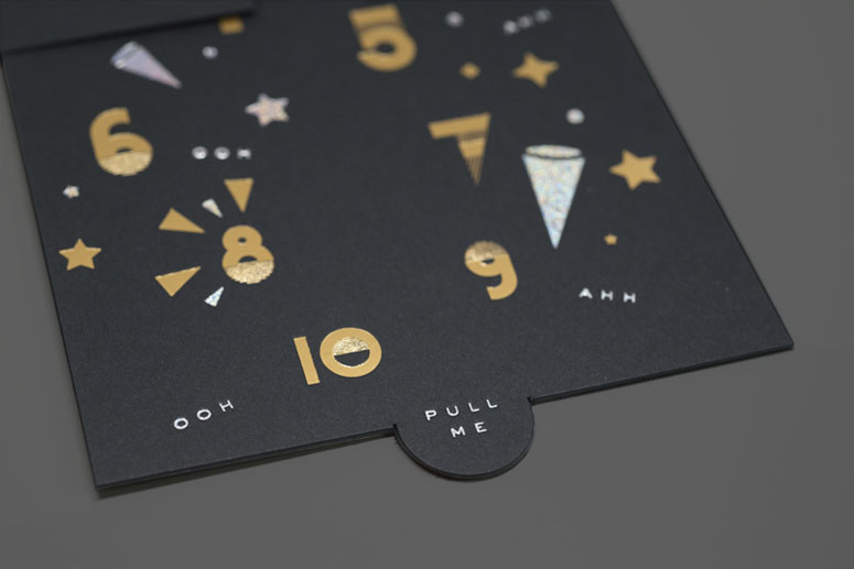 Spindletop Design Holiday Card