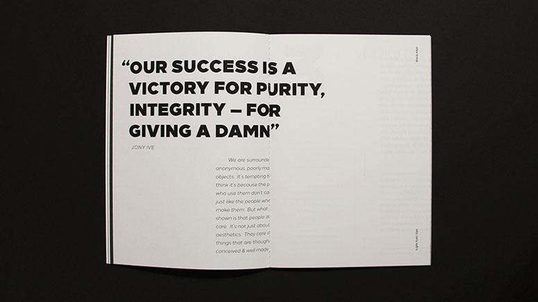 Gareth Jones Promotional Booklet