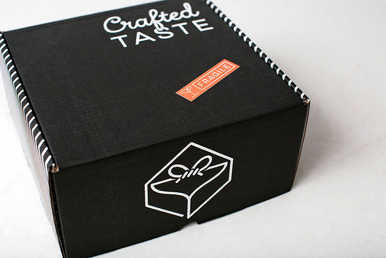 Crafted Taste Packaging