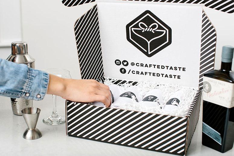 Crafted Taste Packaging