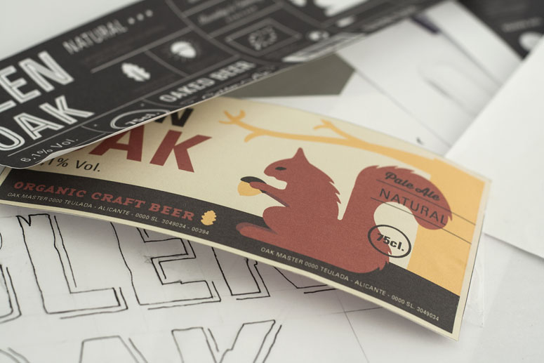 OAK Master Packaging