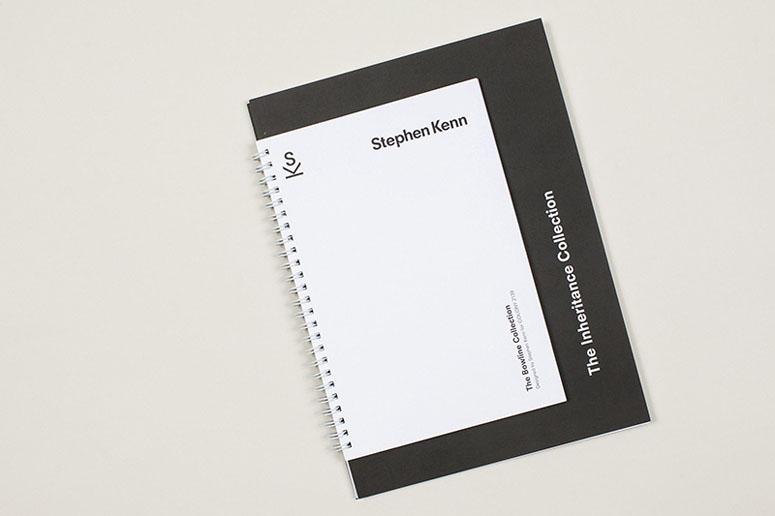Stephen Kenn Look Books