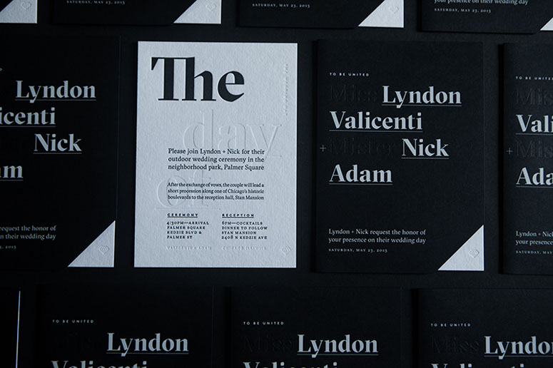 Lyndon &Nick's Wedding Materials