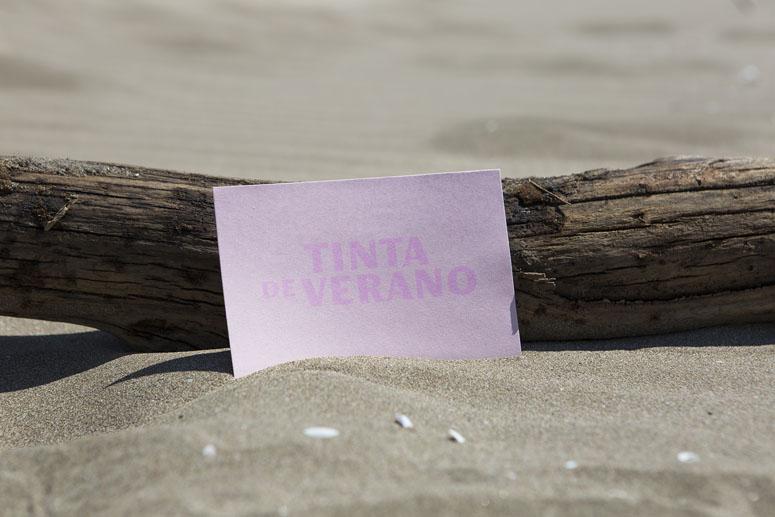 Tinta de Verano - Solar Prints