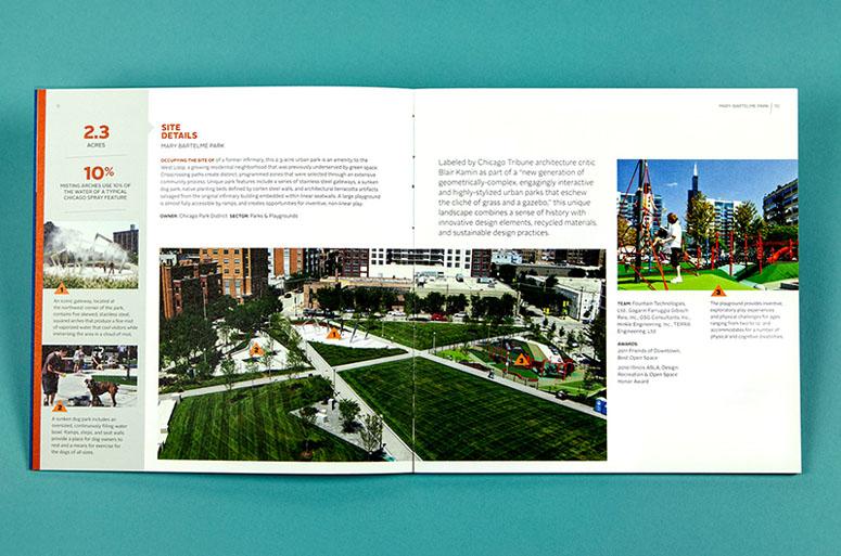 Site Design Group, Ltd. Slip Case, Book and Mini Book Insert