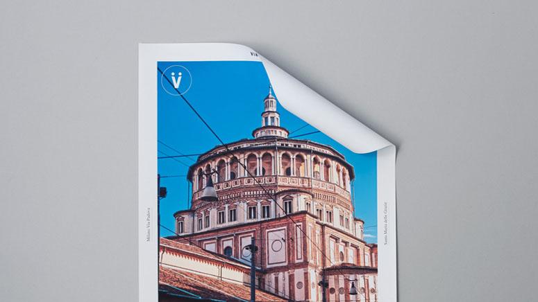 Via Padova Stationery