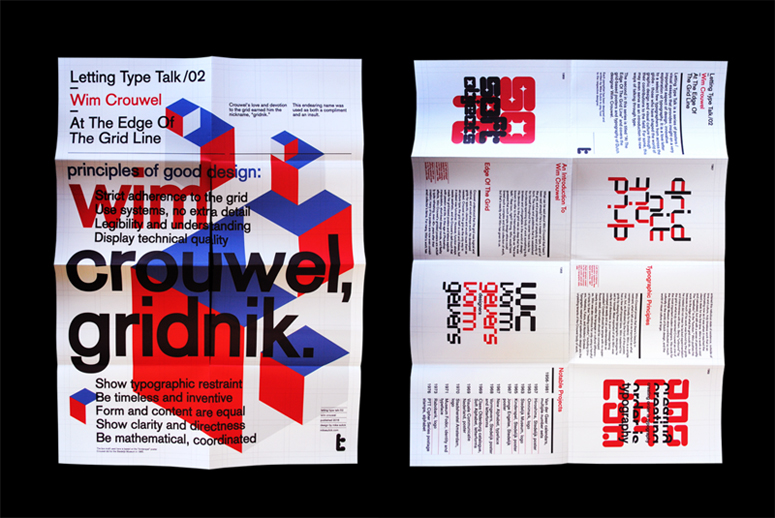 Mike Sulick Poster/Booklet