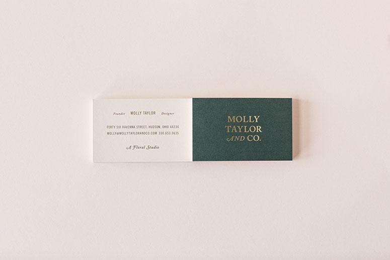Molly Taylor & Co.Identity