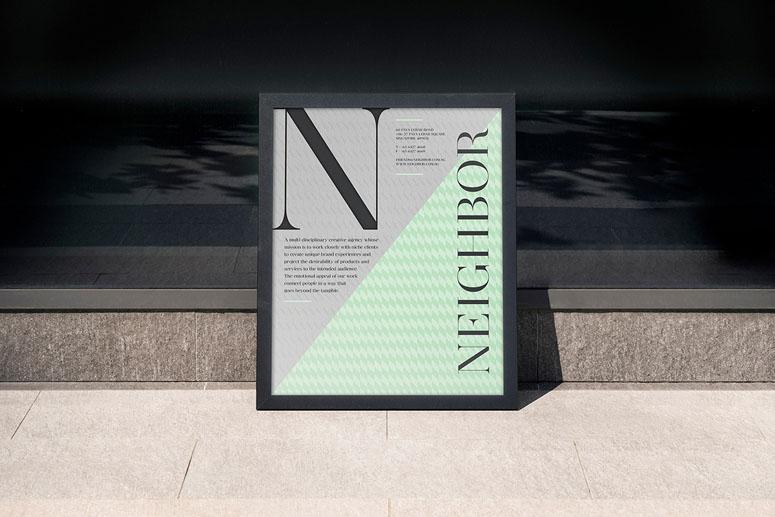 NEIGHBOR Branding