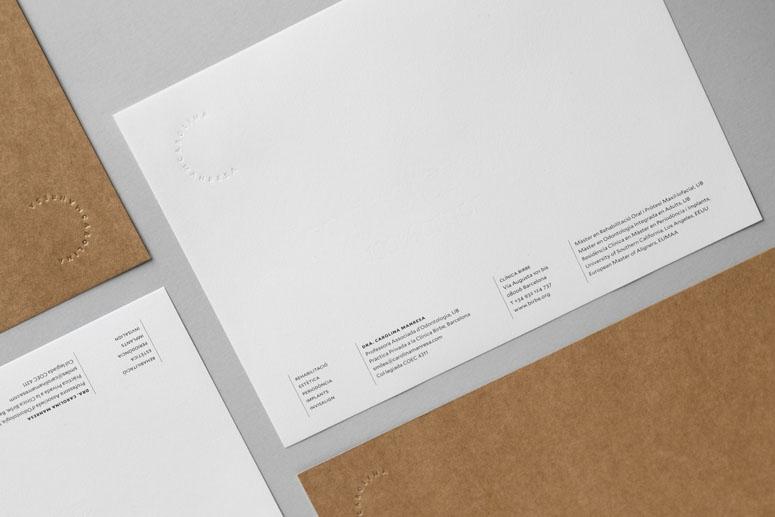 Carolina Manresa Identity Materials