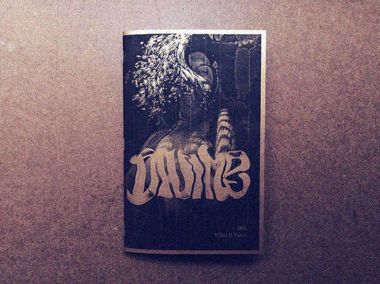 Divine Mag 001: What It Takes