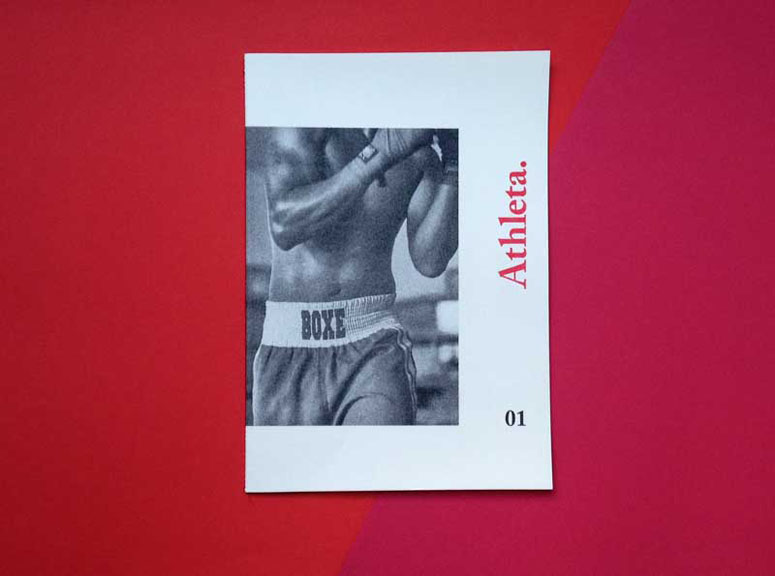 Athleta Zine