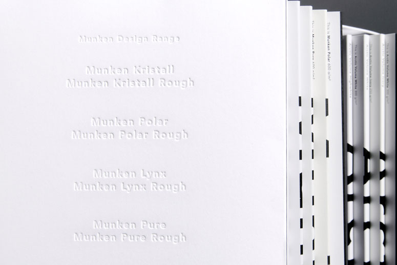 Arctic Paper Sample and Swatchbooks