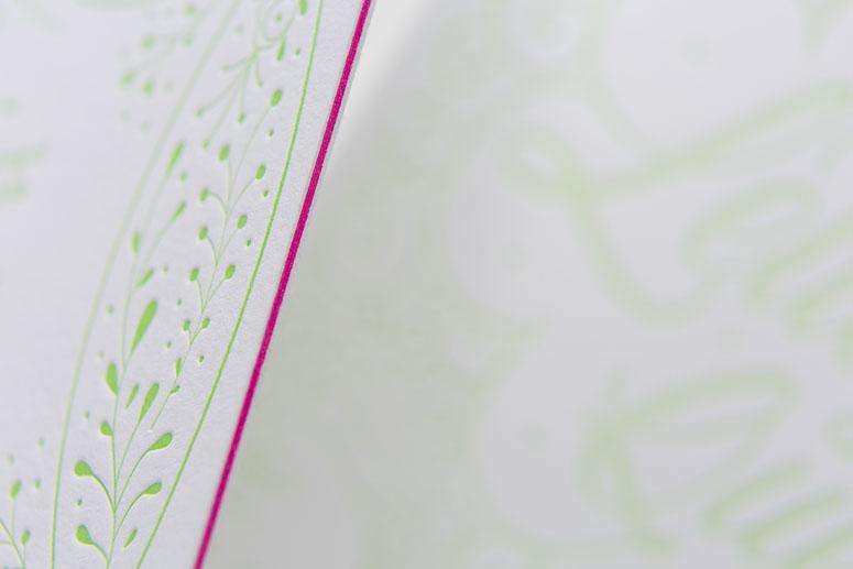 Letterpress Queen Self-promotion