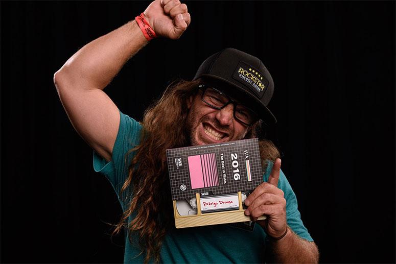 Wakeboarding Magazine Athelete Award