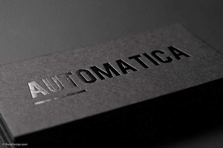 Automatica Business Card