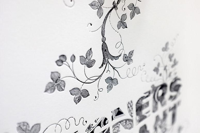 FPO: The Design Letterpress Poster