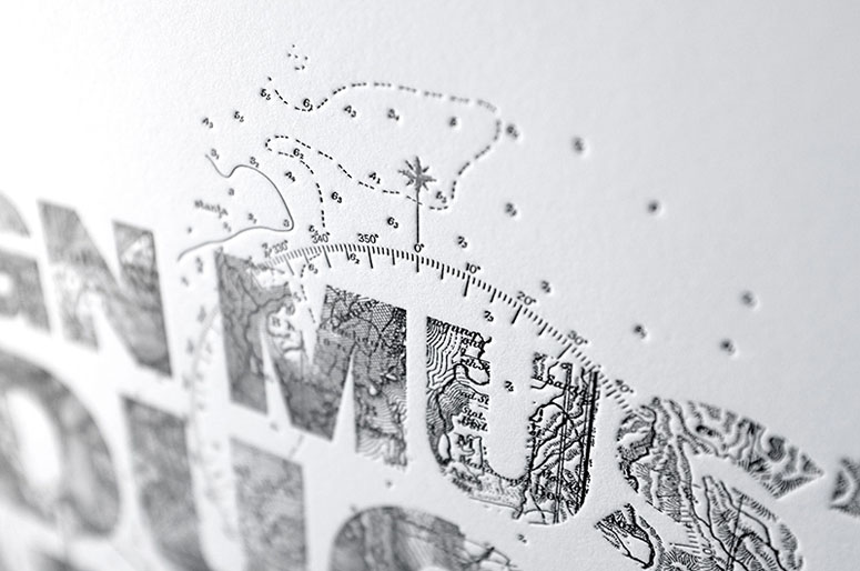 The Design Letterpress Poster