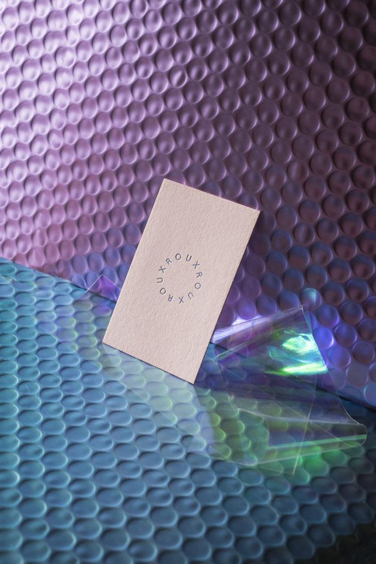 FPO: Alexia Roux Business Card