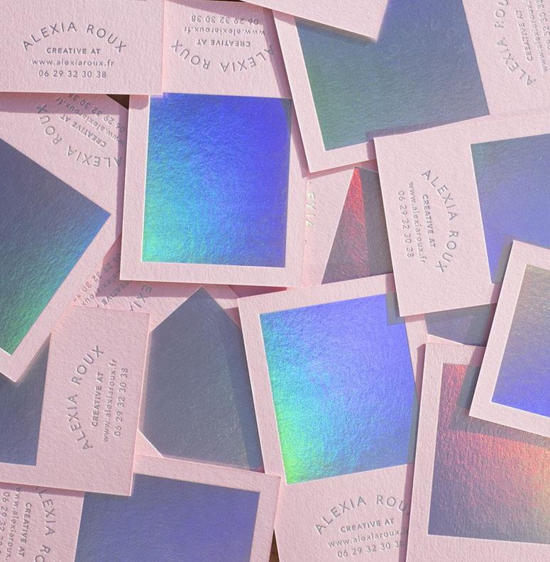 fpo  alexia roux business card