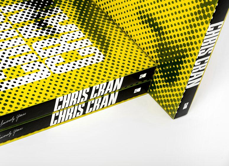<em>Chris Cran, Sincerely Yours</em> Book