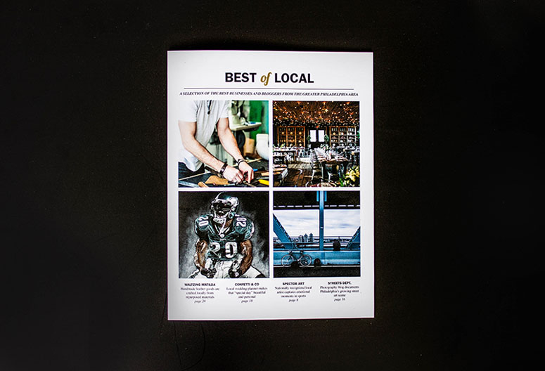 Best of Local Magazine