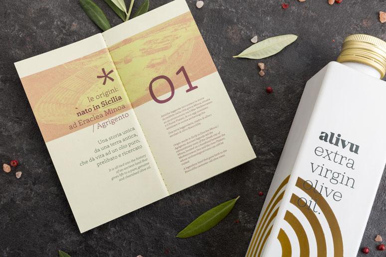 Alivu Evo Oil Packaging