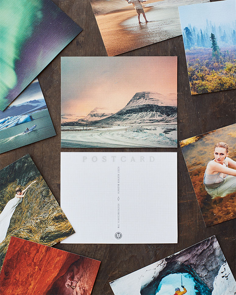 Miniature Views, Heather McGrath Promotion