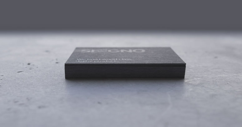 Seegno Business Cards