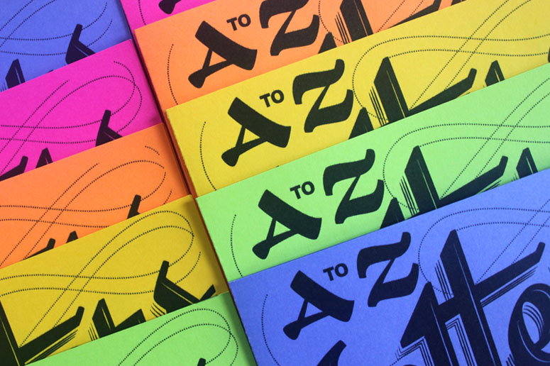 A to Z Letters for Sale