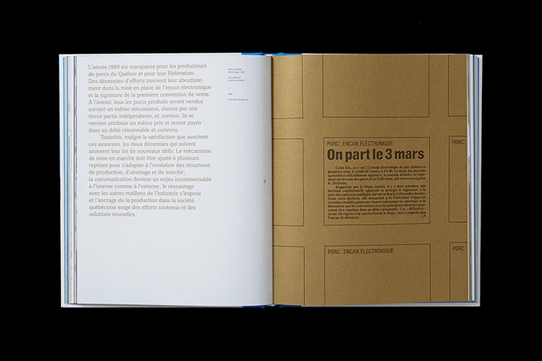 Les Éleveurs de porcs du Québec book