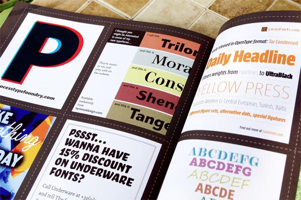 <em />8 Faces</em> Magazine