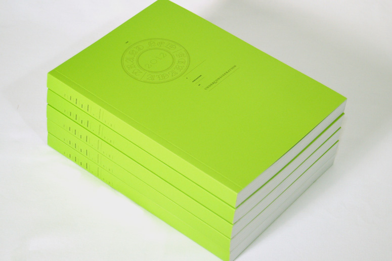 The 2012 Brand New Awards Book