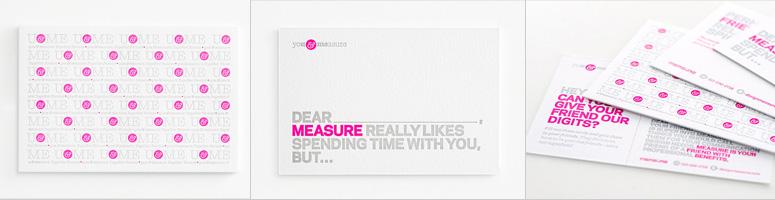 Measure, Inc. U&ME Referral Cards