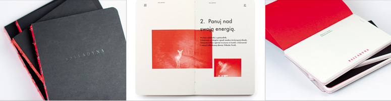 <em>Balladyna</em>: Brochure by YoStudio for Polish Theatre in Poznan
