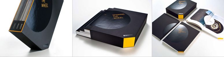 Pirelli 2013 Annual Report by Cacao Design