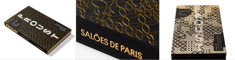Salões de Paris Book Cover