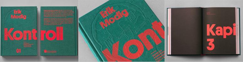 """Kontroll"" Book"